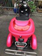 本人有个只骑了几个月的女士电三轮便宜卖